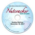 DVD - 2017 Nutcracker - Sunday Matinee