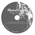 DVD - RRR 2018 Musical Legends