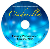 DVD - AMDE 2015 Cinderella - Evening