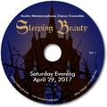 DVD - AMDE 2017 Sleeping Beauty - Saturday Evening