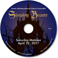 DVD - AMDE 2017 Sleeping Beauty - Saturday Matinee