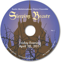 DVD - AMDE 2017 Sleeping Beauty - Friday Evening