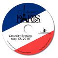 2018 GBC DVD Bonjour Paris