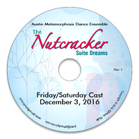 DVD - AMDE 2016 The Nutcracker: Suite Dreams - Fri/Sat Cast